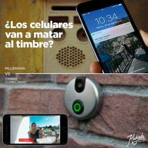 ¿Los smartphones van a matar al timbre o reinventarlo?