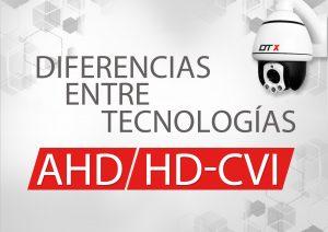 AHD: Una tecnología para el sector de la videovigilancia