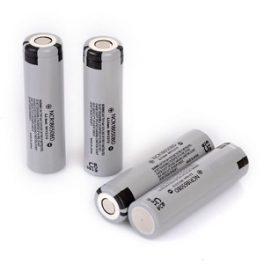 Batería de litio 18650 3,7V 3000mAh Punta Plana