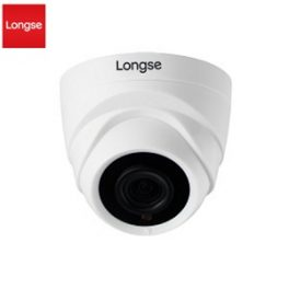 Cámara análoga Mini Domo Longse, 2MP (Full HD)