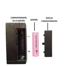Kit Mini UPS con Batería 18650