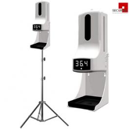 Medidor Inteligente de Temperatura 2 en 1 Modelo K9 PRO Incluye trípode