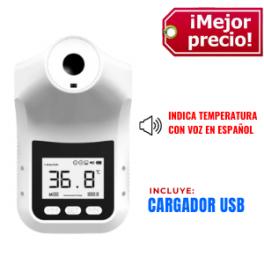 Termómetro K3 Pro Sin Contacto, de Última Generación y Certificado