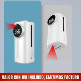 Medidor Inteligente de Temperatura 2 en 1 Modelo K9 Pro Dual